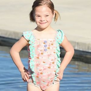 Matilda Jane || Slip and slide swimsuit